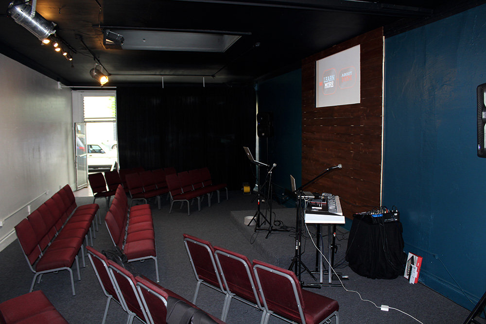 The Refuge Church in Seattle