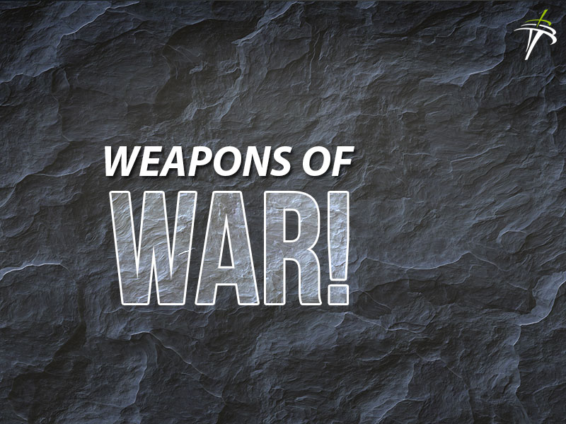 The Weapons of War - Ryan Scott
