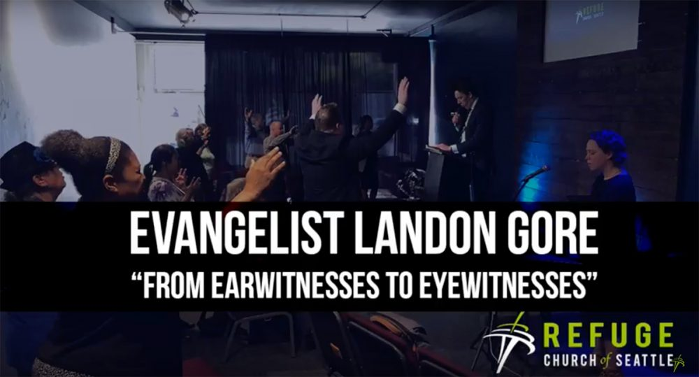 From Earwitnesses to Eyewitnesses Image