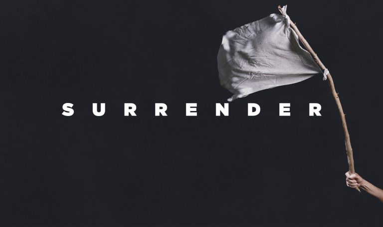 Sermon on Surrendering to God