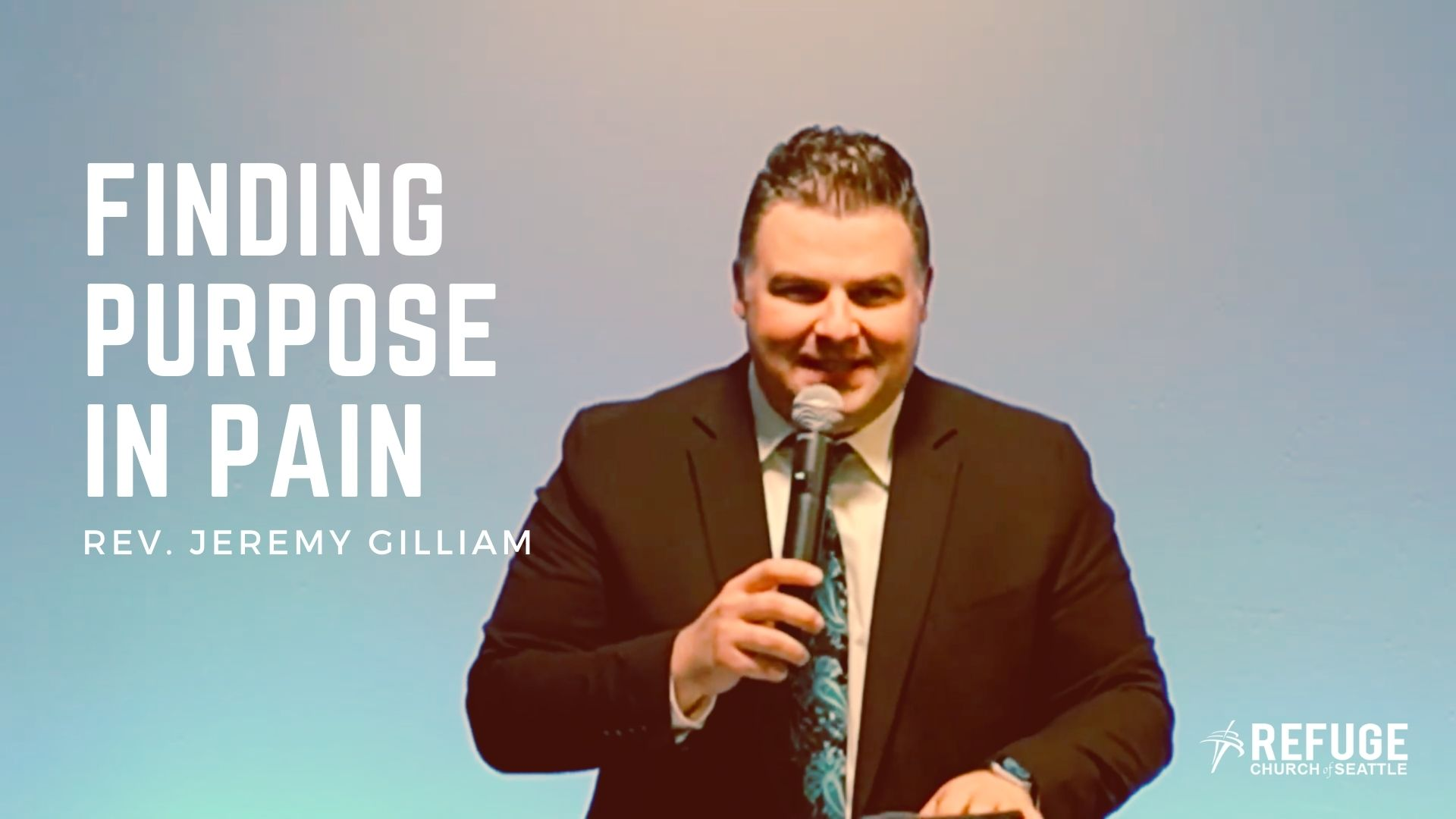Finding Purpose in Pain | Jeremy Gilliam